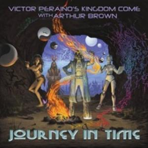 Journey In Time by PERAINO'S KINGDOM COME, VICTOR album cover