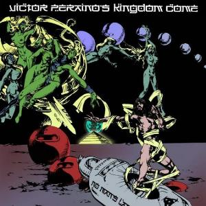 No Man's Land by PERAINO'S KINGDOM COME, VICTOR album cover
