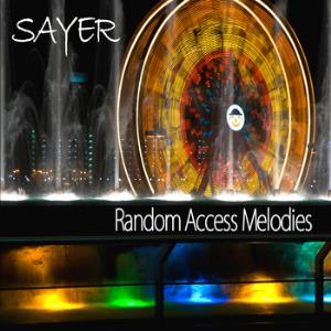 Random Access Melodies by SAYER album cover
