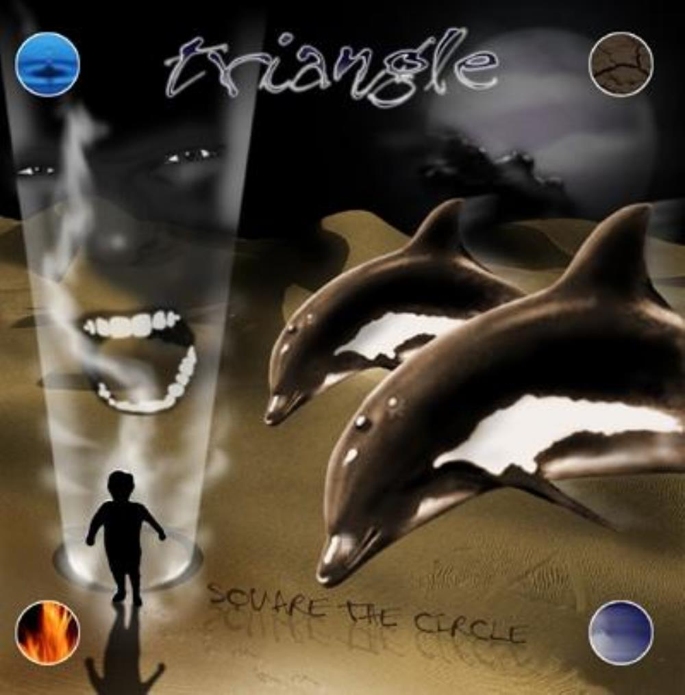 Triangle - Square The Circle CD (album) cover