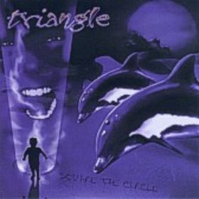 Square The Circle  by TRIANGLE album cover