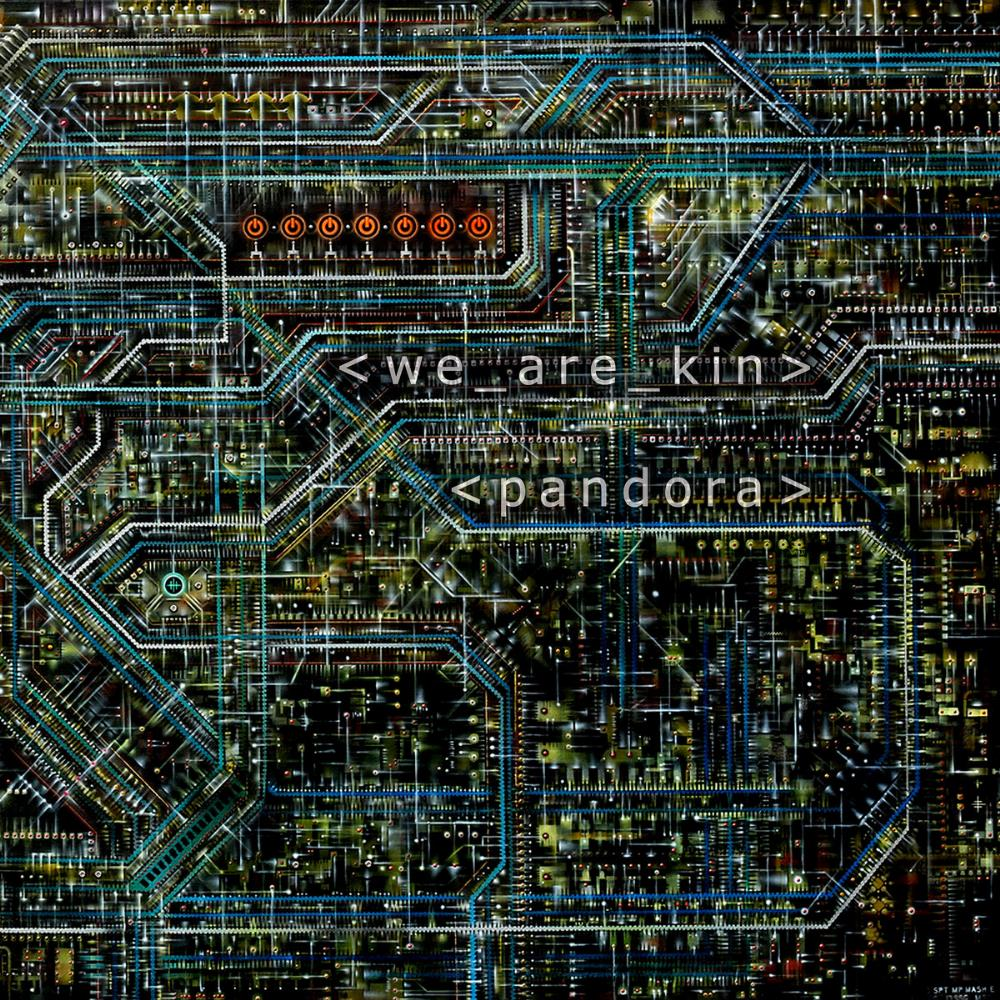 Pandora by WE ARE KIN album cover