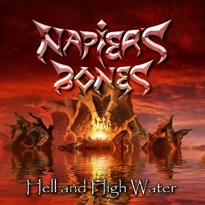 Hell and High Water by NAPIER'S BONES album cover