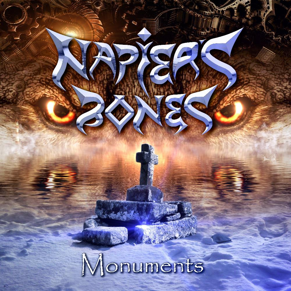 Monuments by NAPIER'S BONES album cover