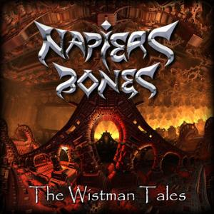The Wistman Tales by NAPIER'S BONES album cover
