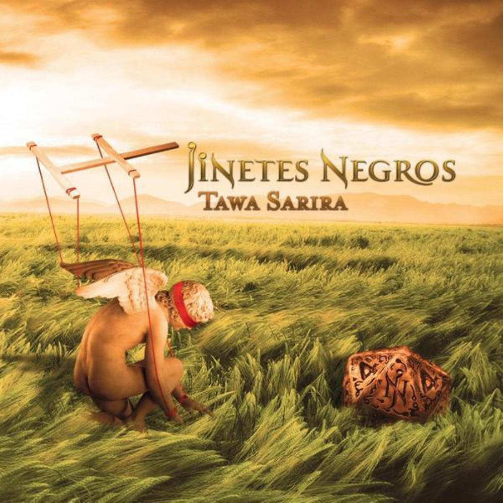 Tawa Sarira by JINETES NEGROS album cover