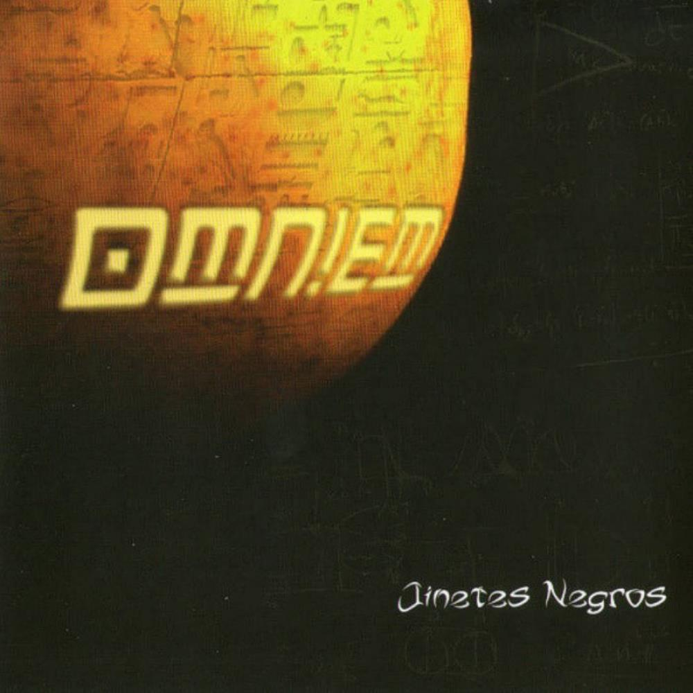 Omniem by JINETES NEGROS album cover