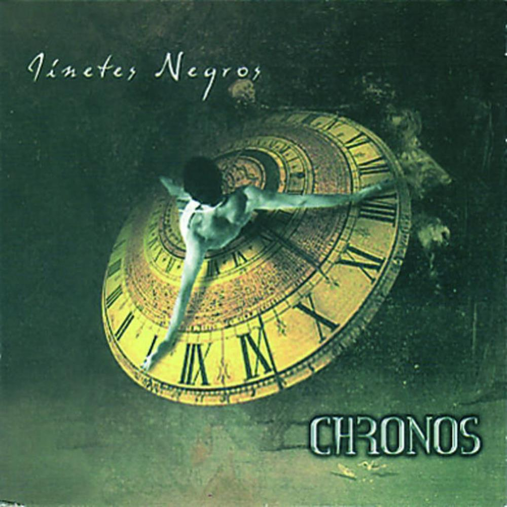 Chronos by JINETES NEGROS album cover