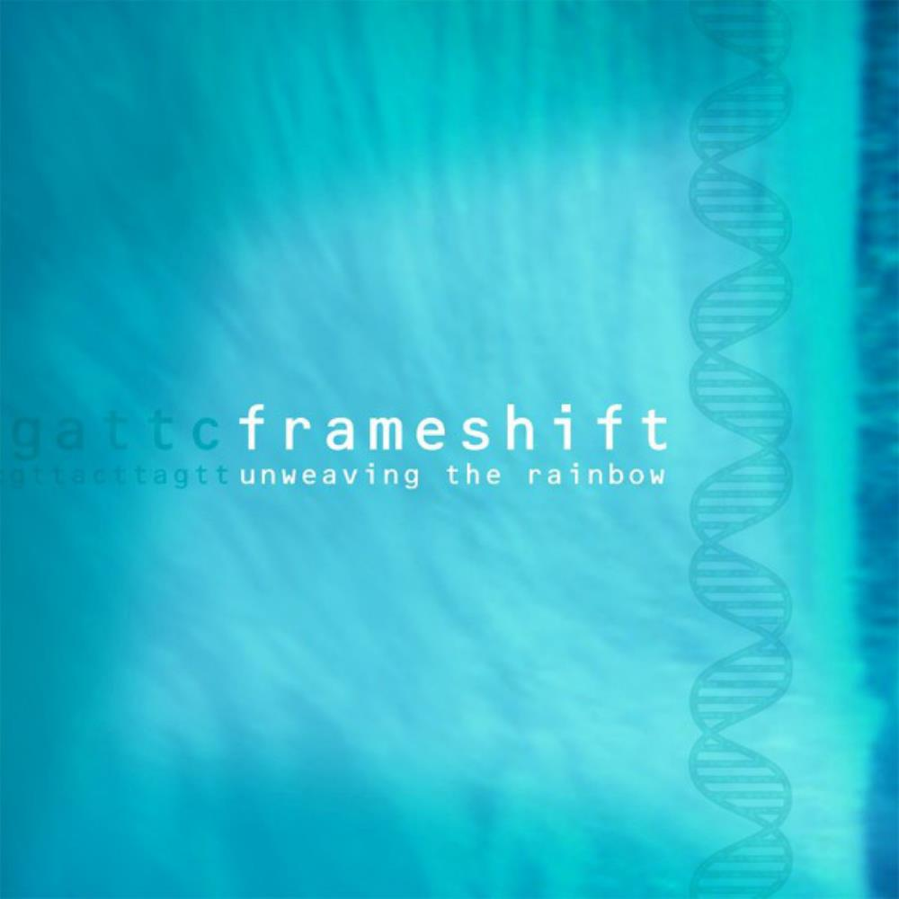 Unweaving the Rainbow by FRAMESHIFT album cover