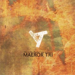 Maeror Tri Tapes / Live In Nevers album cover