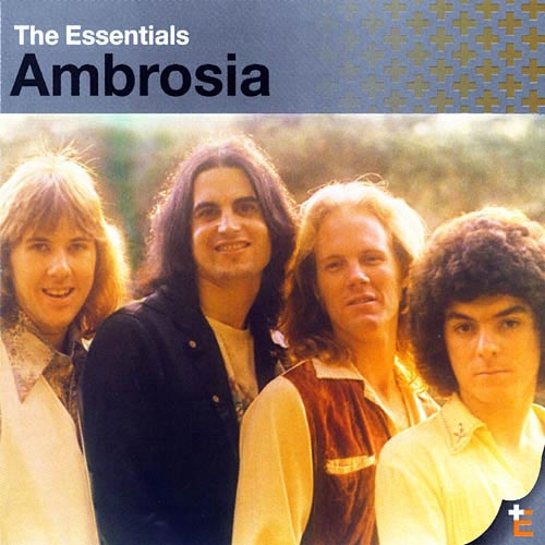 Ambrosia - The Essentials CD (album) cover