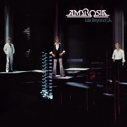Ambrosia - Life Beyond L.A. CD (album) cover
