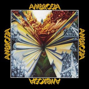 Ambrosia - Ambrosia CD (album) cover