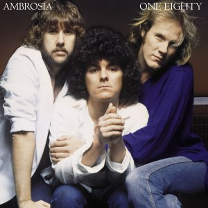 Ambrosia One Eighty album cover