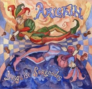 Arlekin Disguise Serenades album cover