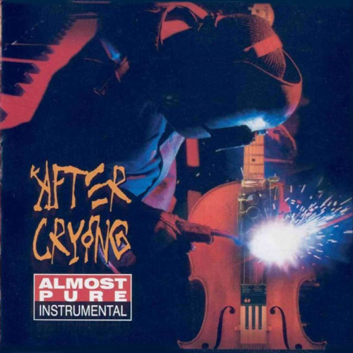 After Crying - Almost Pure Instrumental CD (album) cover
