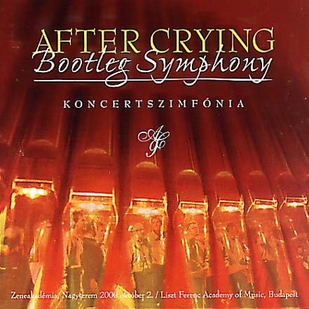 After Crying Bootleg Symphony album cover
