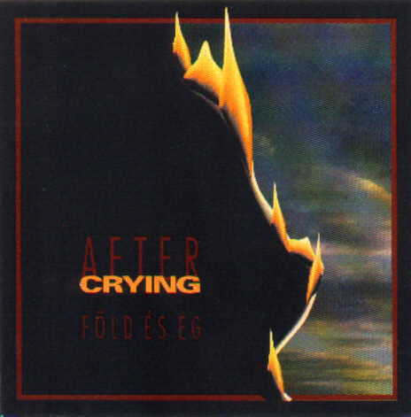 After Crying - F�ld �s �g CD (album) cover