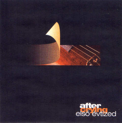 After Crying - Elso Evtized CD (album) cover