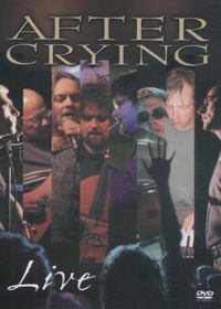 After Crying - Live CD (album) cover