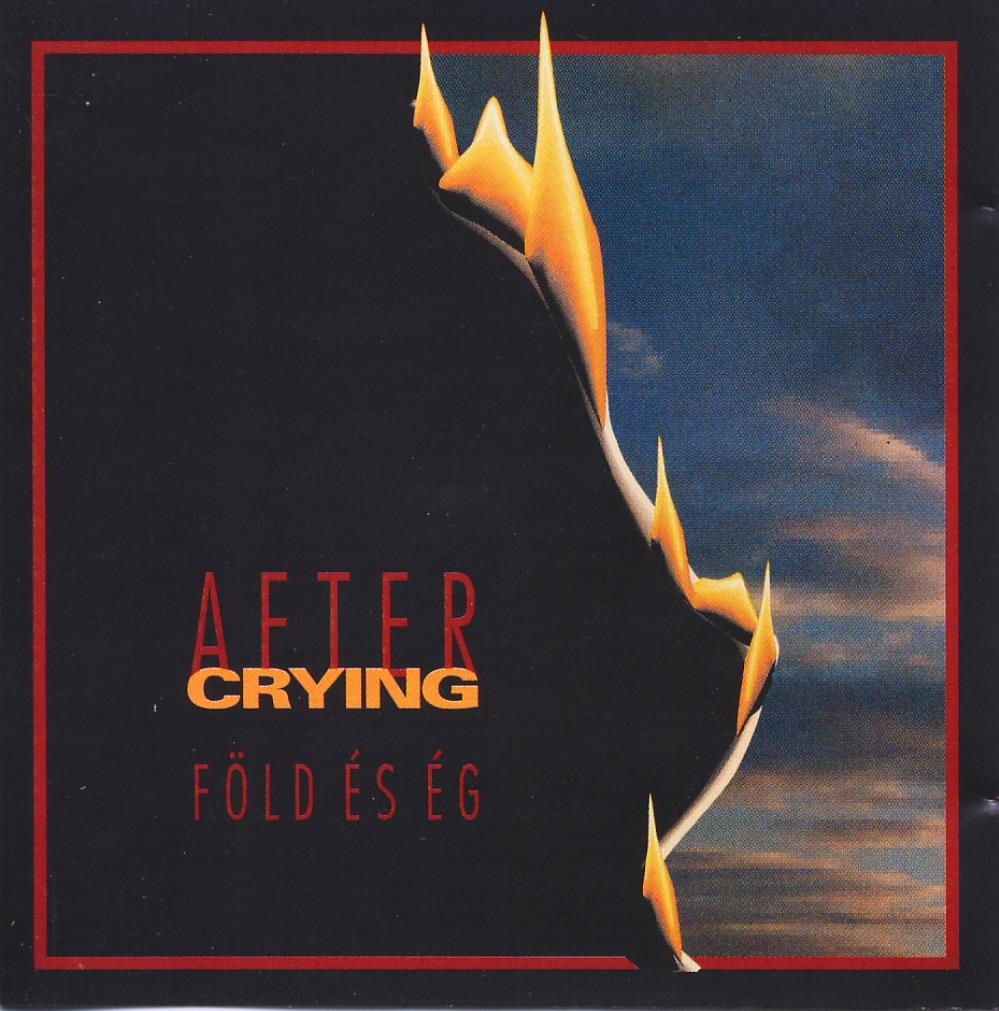 Föld És Ég by AFTER CRYING album cover