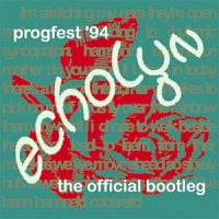 Echolyn - Progfest '94 - The Official Bootleg  CD (album) cover