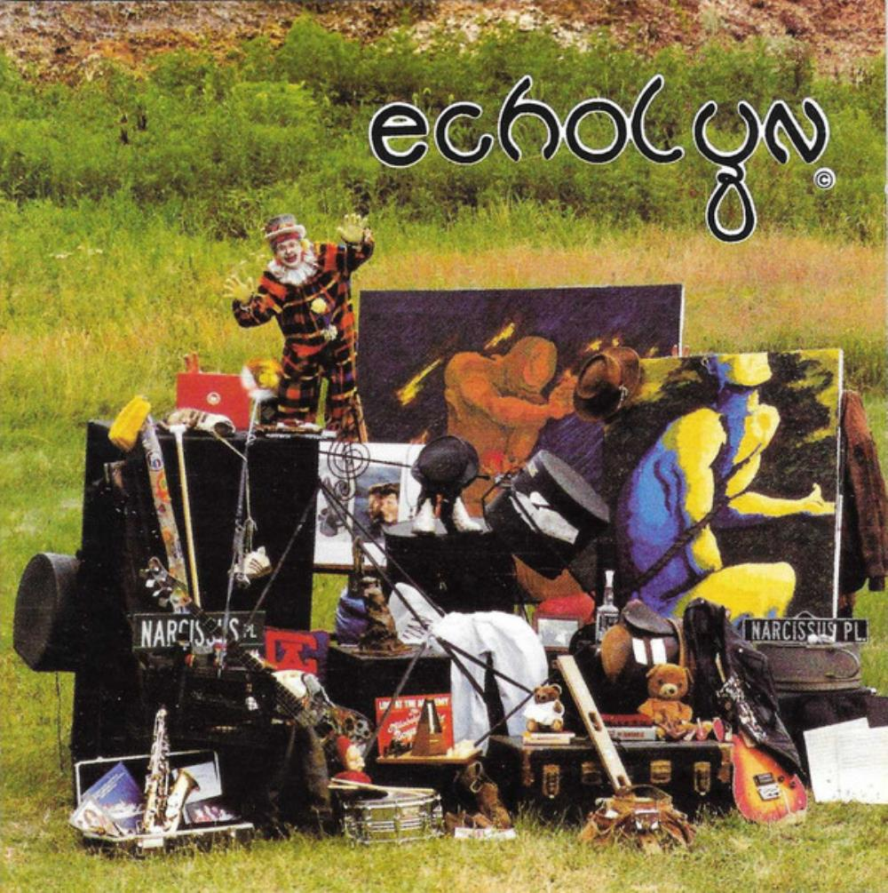 Echolyn - Echolyn CD (album) cover