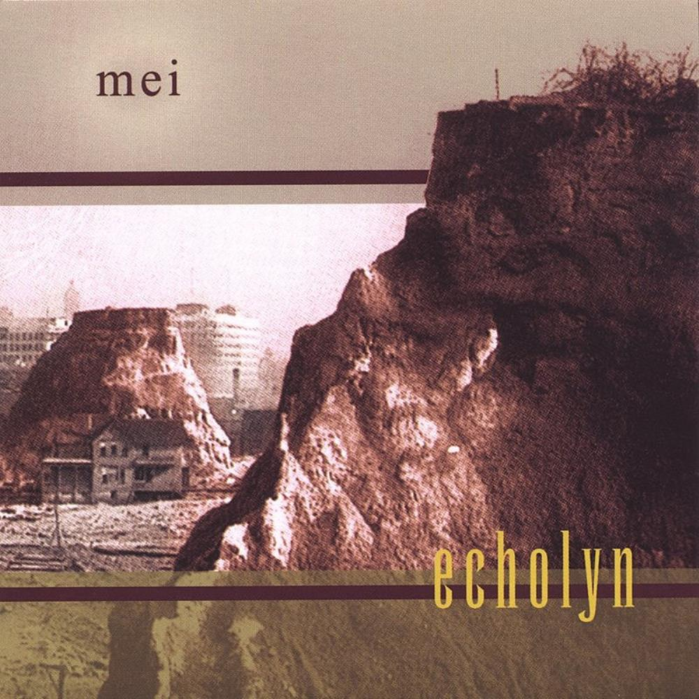 Echolyn - Mei CD (album) cover