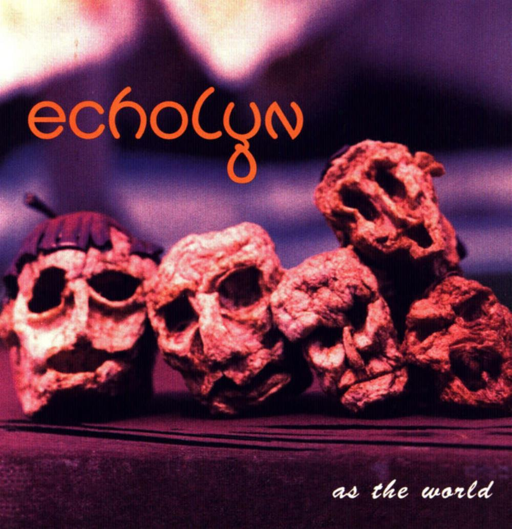 Echolyn As The World album cover