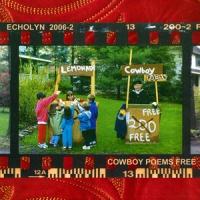 Echolyn Cowboy Poems Free album cover