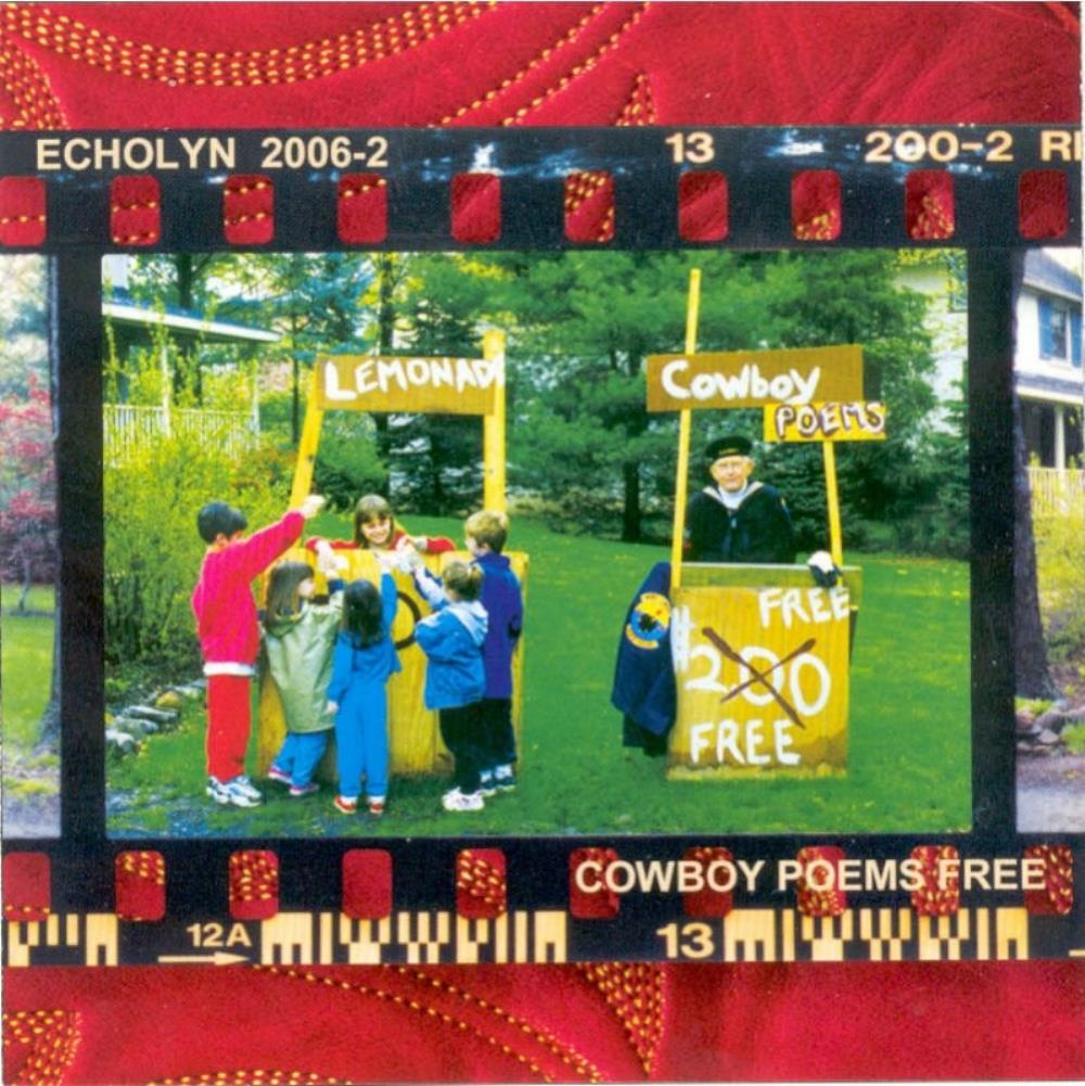 Echolyn - Cowboy Poems Free CD (album) cover