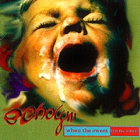Echolyn - When The Sweet Turns Sour CD (album) cover