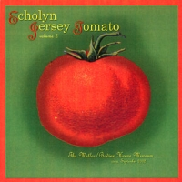 Echolyn - Official Live Bootleg: Jersey Tomato CD (album) cover