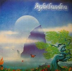 Aphélandra by APHÉLANDRA album cover