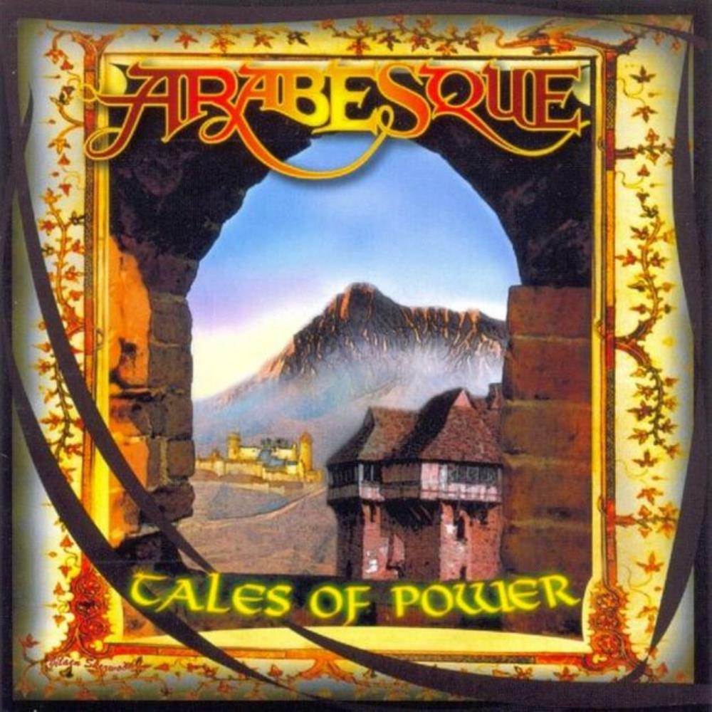 Tales of Power by ARABESQUE album cover