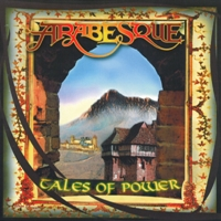 Arabesque - Tales of Power CD (album) cover