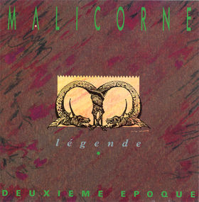 Malicorne Legende album cover
