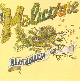 Malicorne - Almanach CD (album) cover