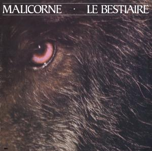 Malicorne - Le Bestiaire CD (album) cover