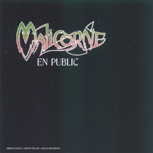 Malicorne - En Public CD (album) cover