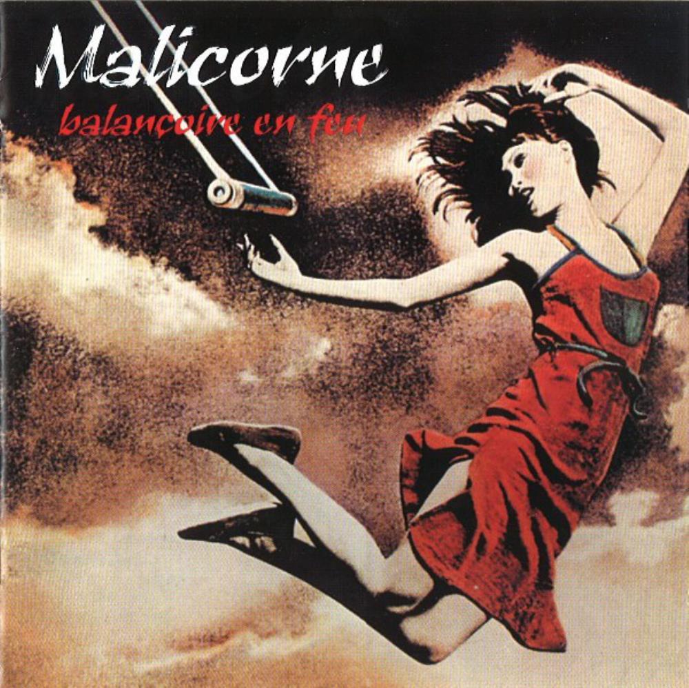 Balançoire En Feu by MALICORNE album cover