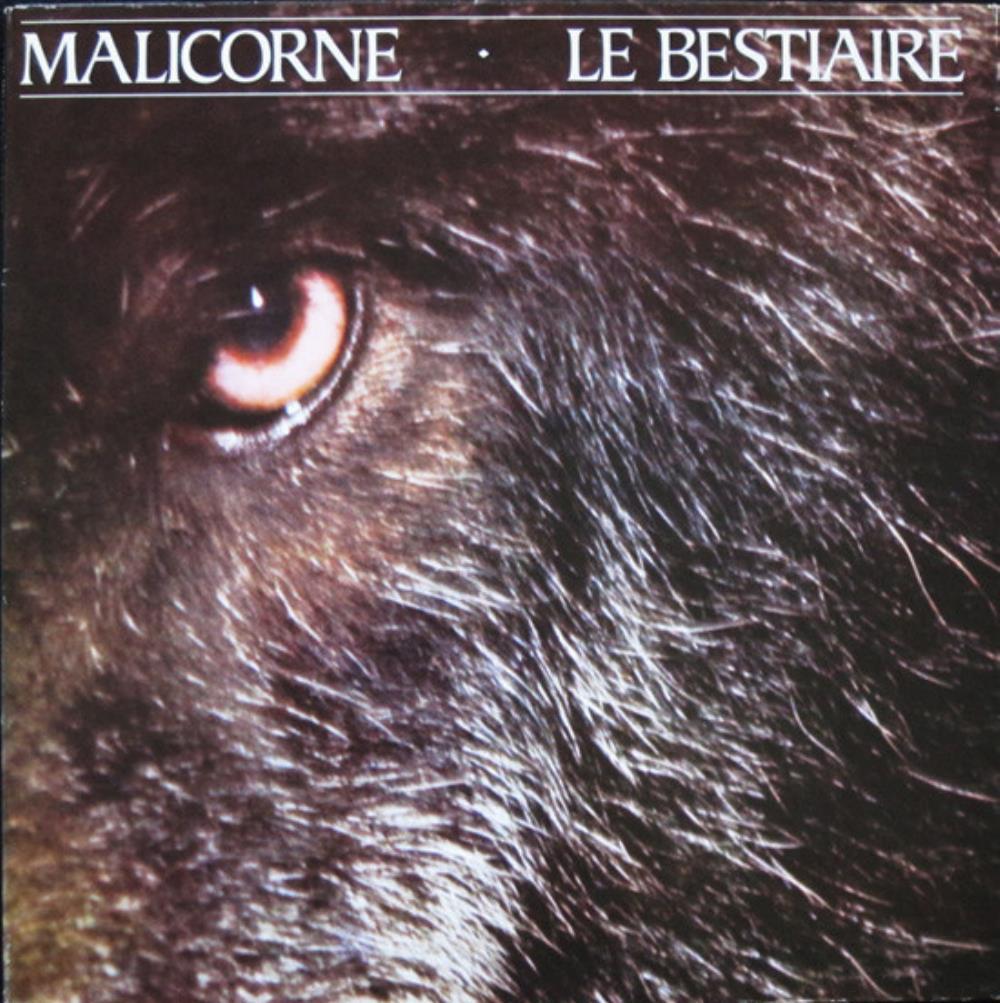 Le Bestiaire by MALICORNE album cover