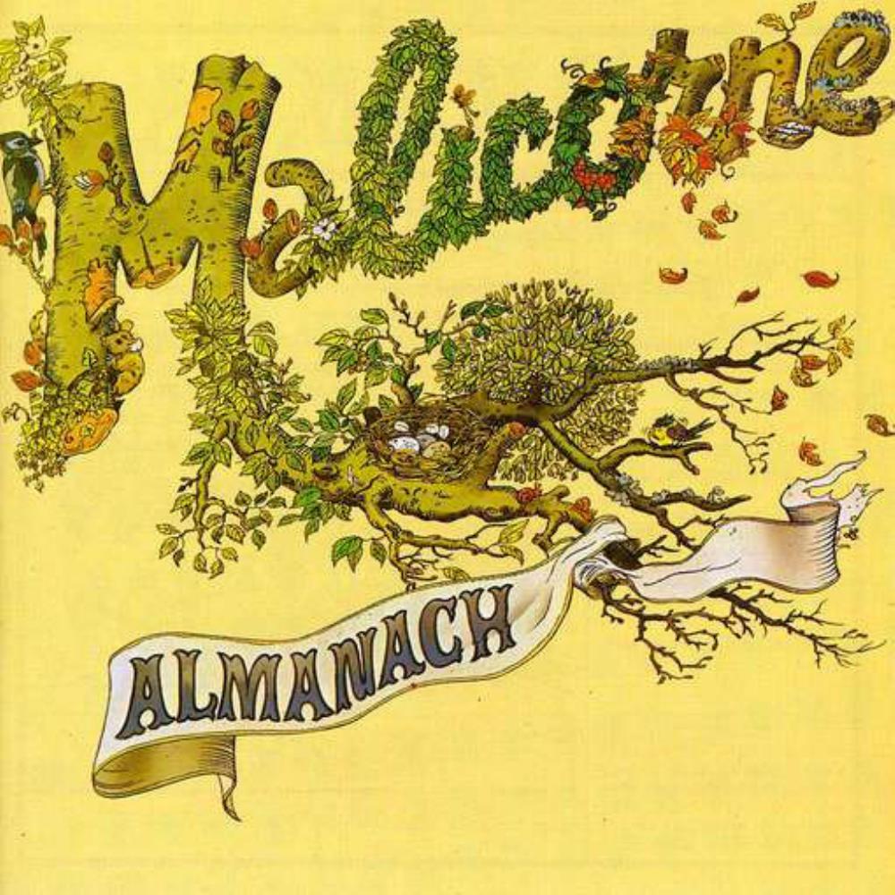 Almanach by MALICORNE album cover