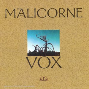 Malicorne - Vox CD (album) cover