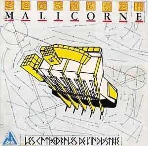 Malicorne Les Cathedrales De L'industrie album cover