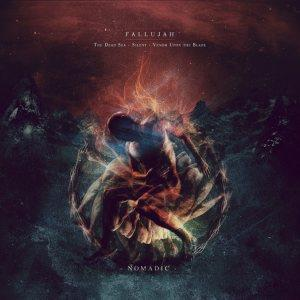 -Nomadic- by FALLUJAH album cover