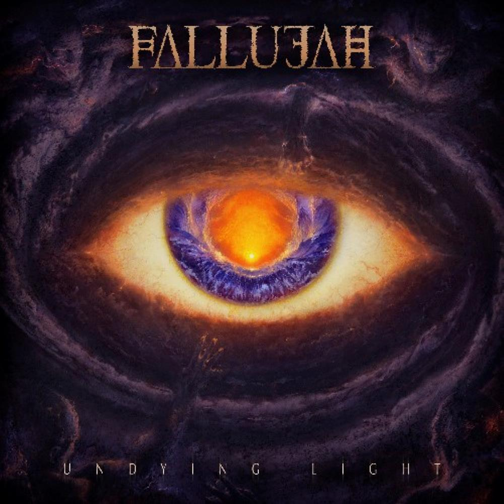 Undying Light by FALLUJAH album cover