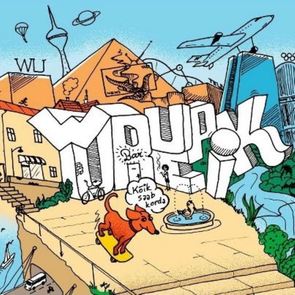 Kõik Saab Korda by WRUPK UREI album cover