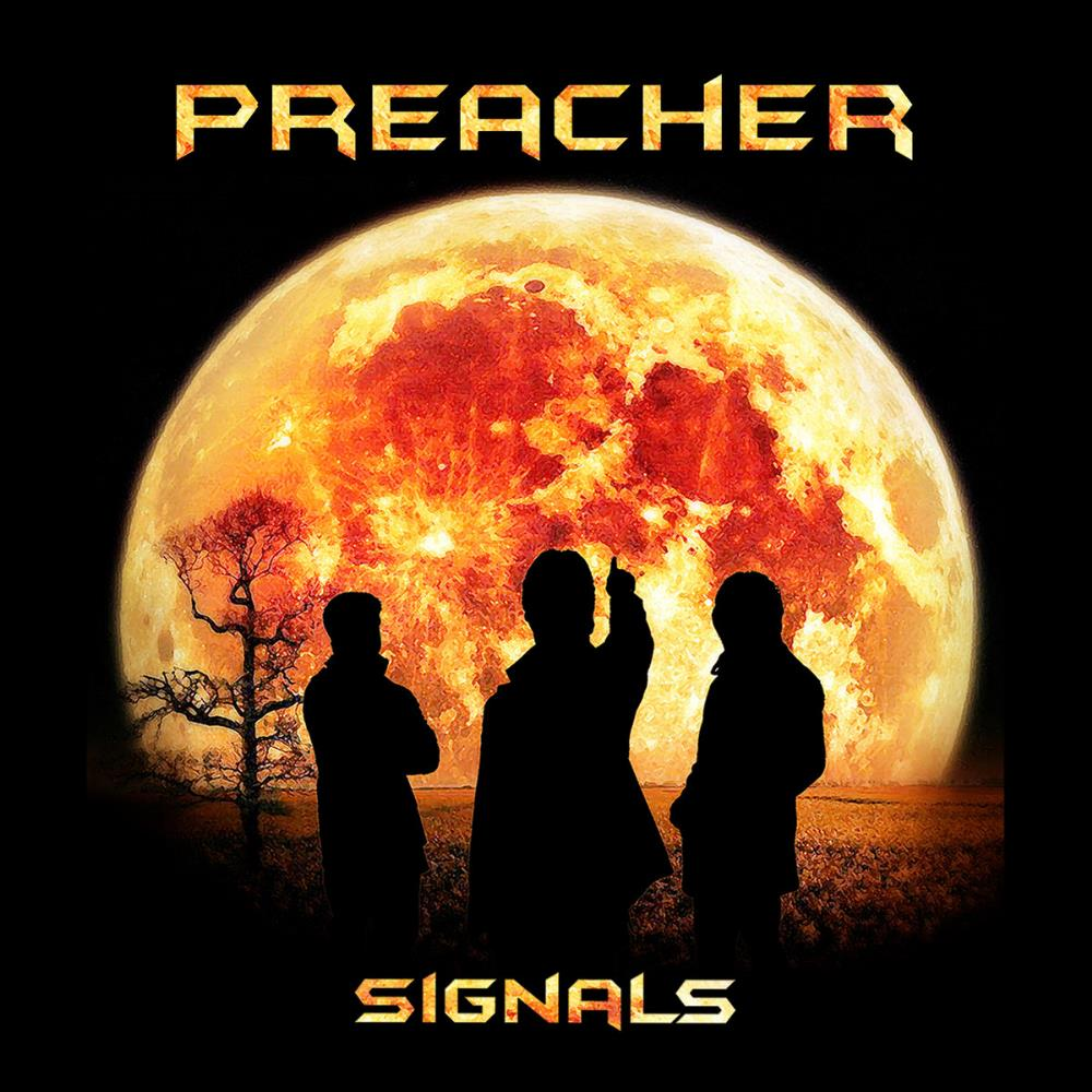 Signals by PREACHER album cover