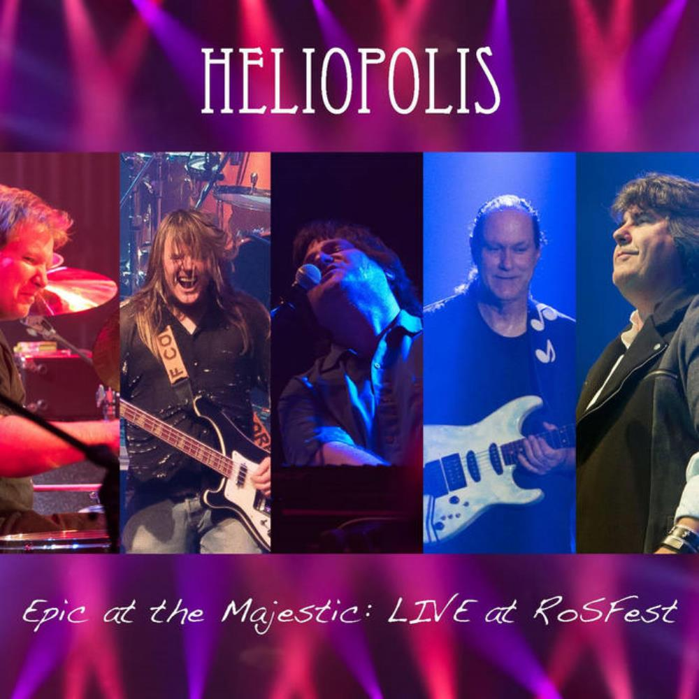 Epic At The Majestic - Live at RoSFest by HELIOPOLIS album cover